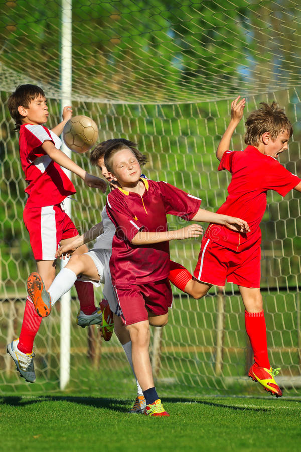 Download Boys Playing Soccer Stock Images - Image: 24910664