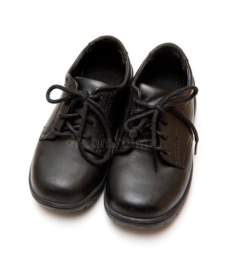 Download Boys shoes stock photo. Image of tied, shoes, boys, accessory - 7529848