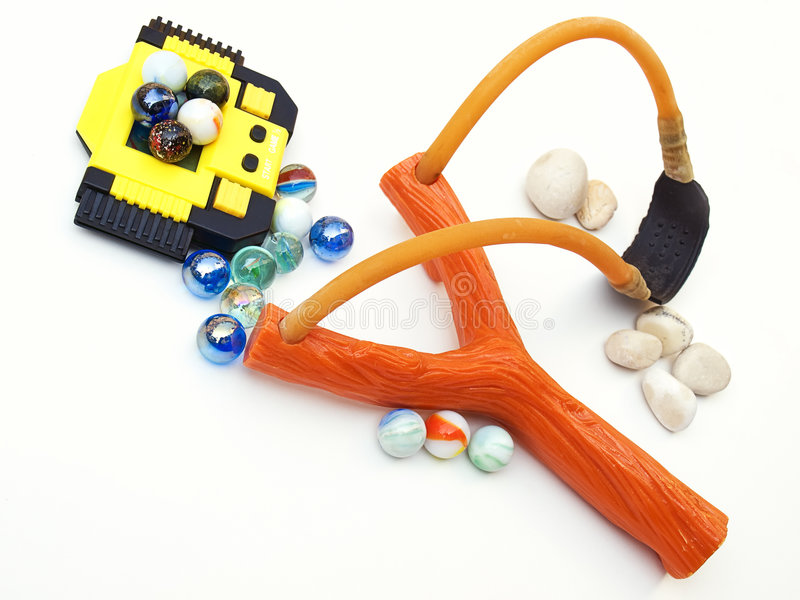 Boys toys. Once favorite boys toys on a clear background stock photography