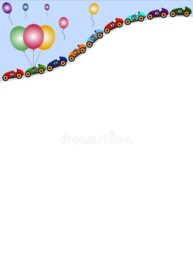 Boys toys background stock image