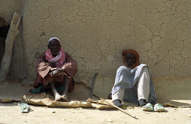 bozo Mali mężczyzna sirimou zdjęcie royalty free