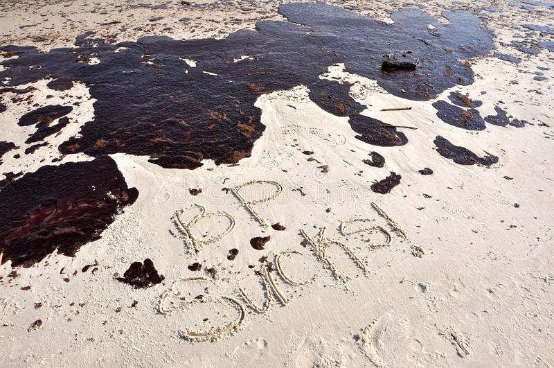 Download BP Oil Spill in Gulf editorial stock image. Image of mexico - 14855764