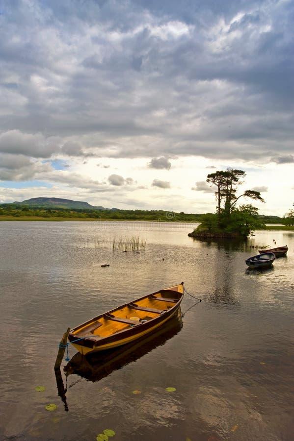 Brânquia do Lough fotografia de stock royalty free