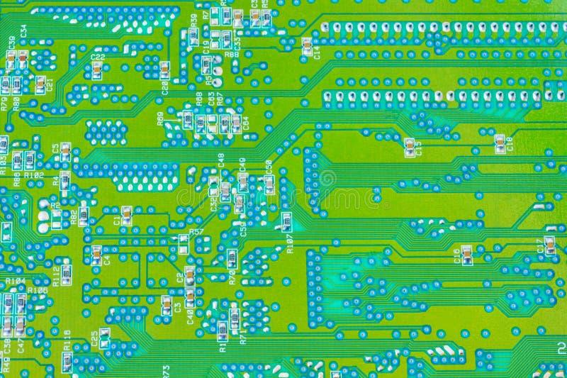 Bräde för elektronisk strömkrets royaltyfri foto