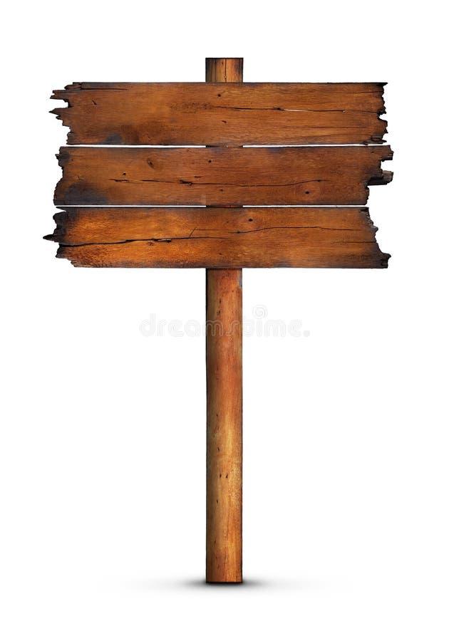 bräde teckent trä royaltyfri foto