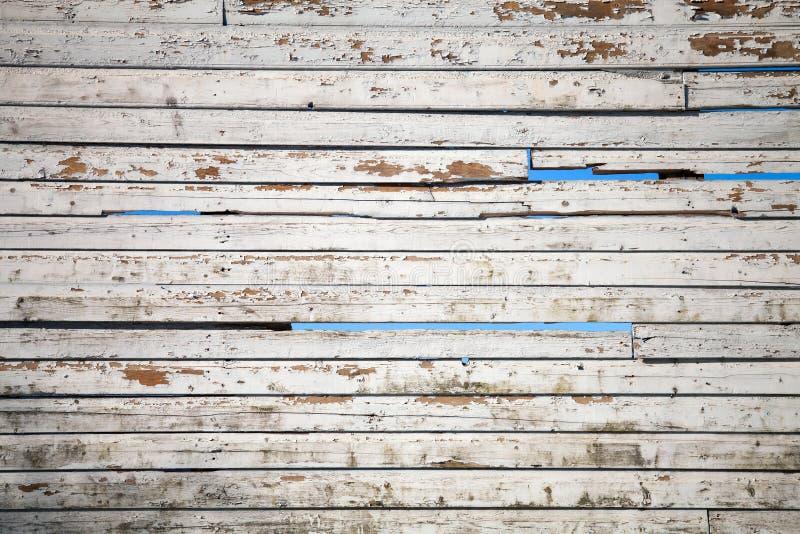 bräden som fodrar textur ridit ut vitt trä fotografering för bildbyråer