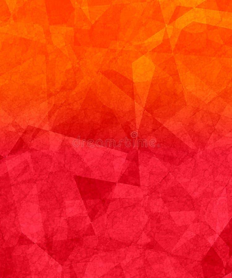 brännheta rich för bakgrund vektor illustrationer