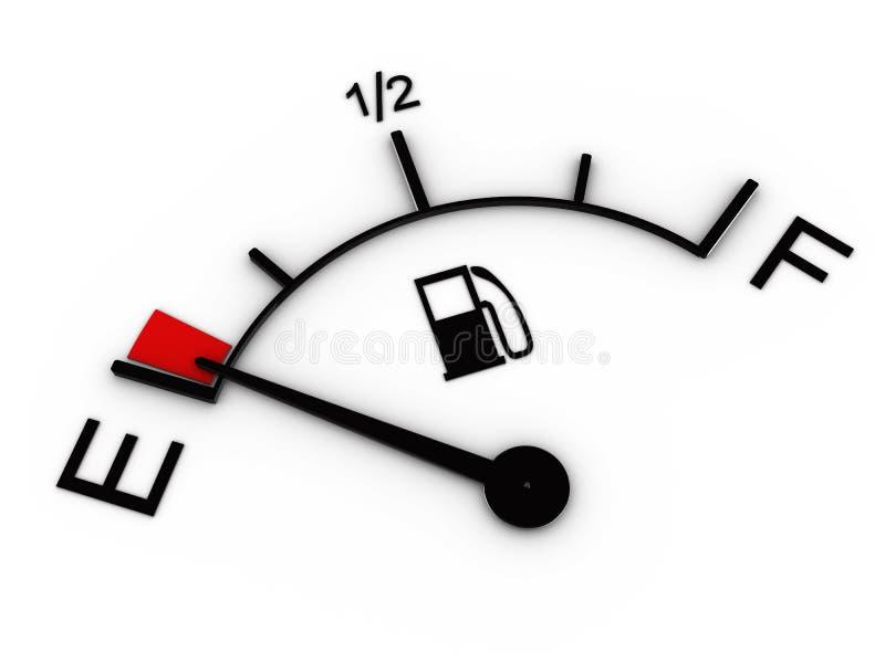 Bränsle stock illustrationer