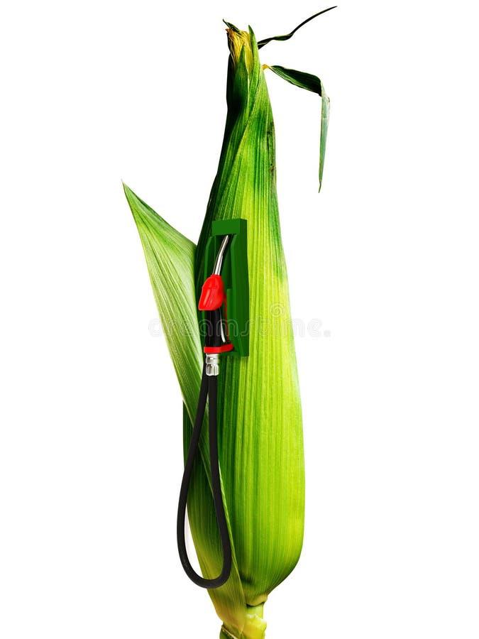 bränslepump royaltyfri illustrationer
