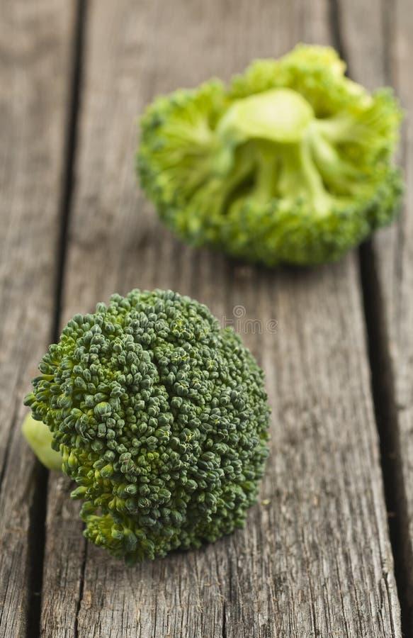 Bróculi foto de archivo libre de regalías