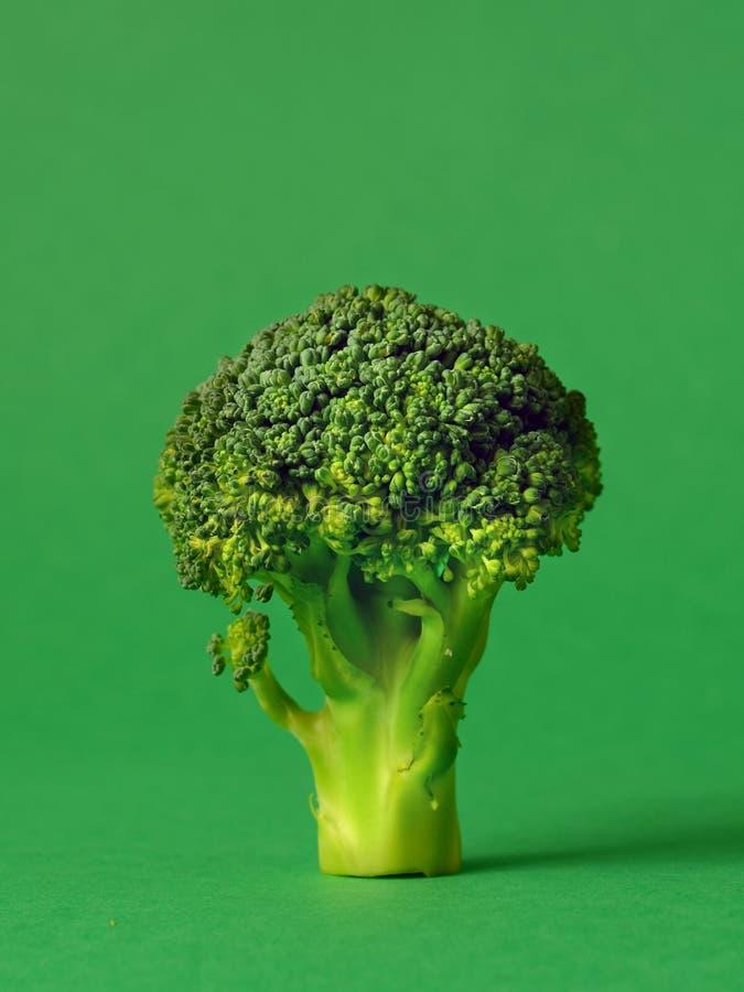 Bróculi verde fresco fotografía de archivo