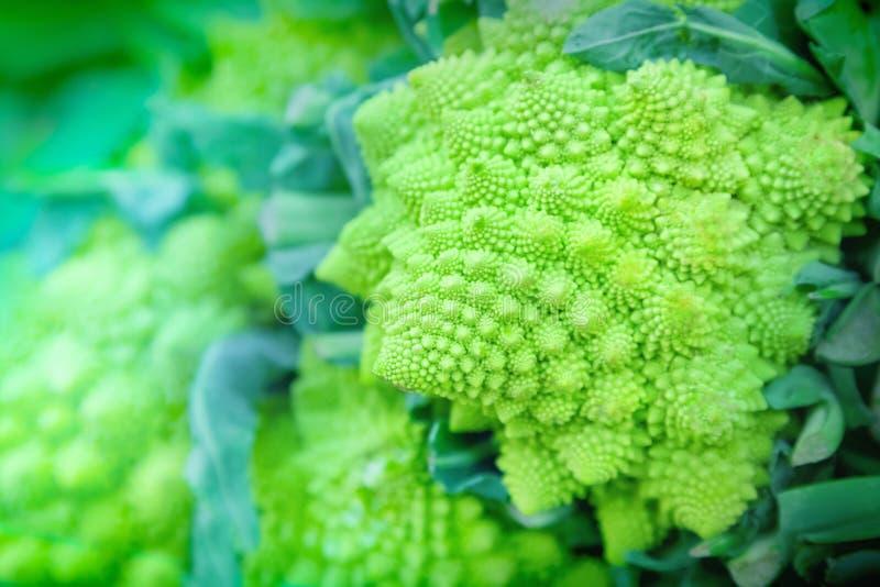 Bróculos de Romanesco fotos de stock