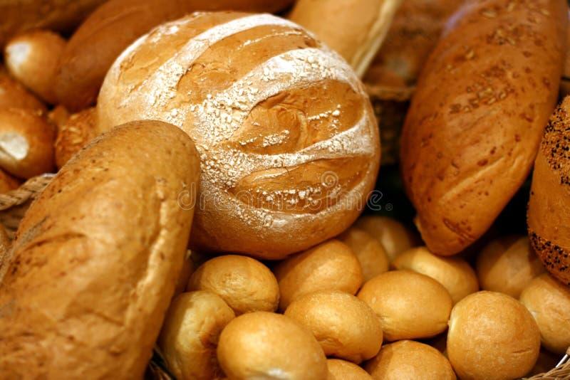 bröd 2 arkivfoto