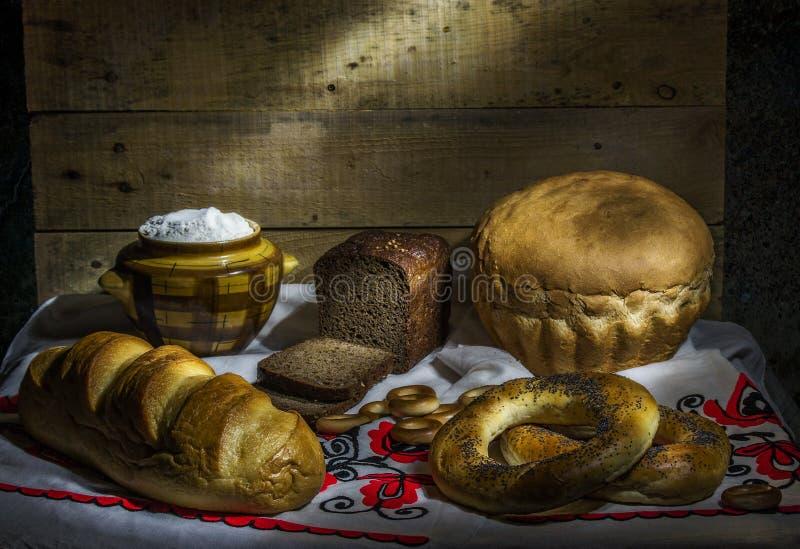 Bröd royaltyfri fotografi