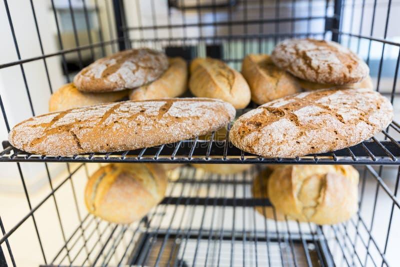 bröd frigör gluten royaltyfri foto