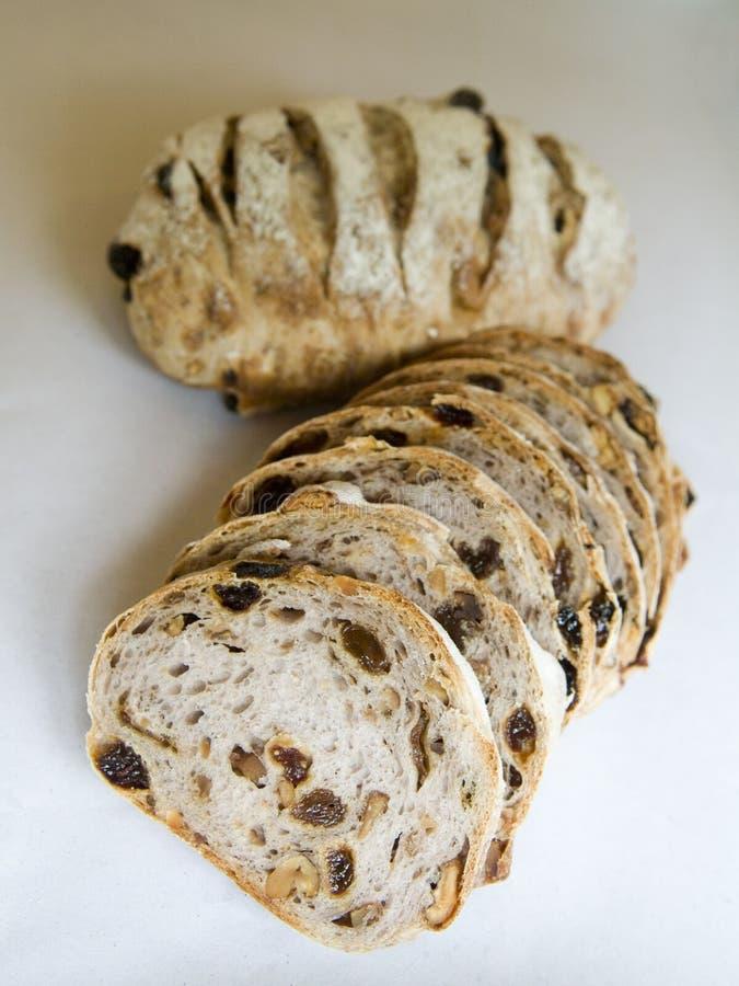 bröd sultana arkivfoton