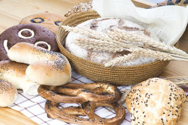 Brödsammansättning