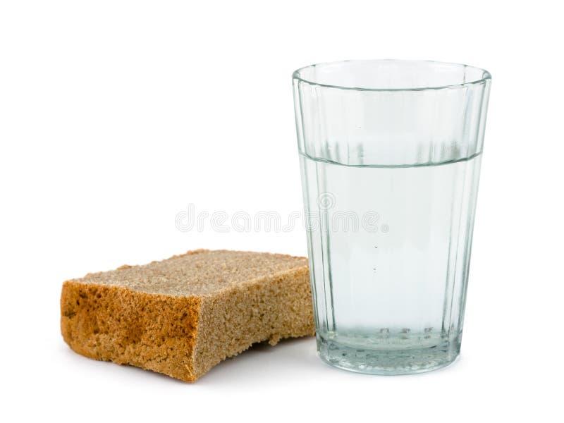 brödvatten royaltyfria bilder