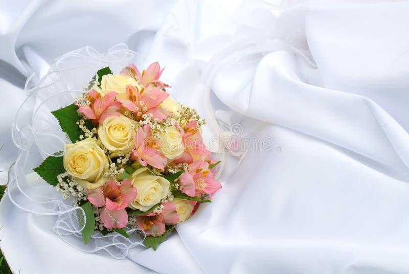 bröllop royaltyfri fotografi