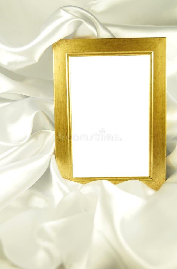 bröllop för 2 ram royaltyfria bilder