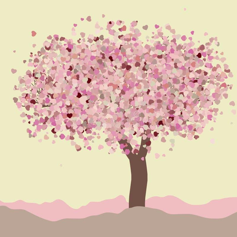 bröllop för valentin för förälskelse för eps för design för kort 8 royaltyfri illustrationer