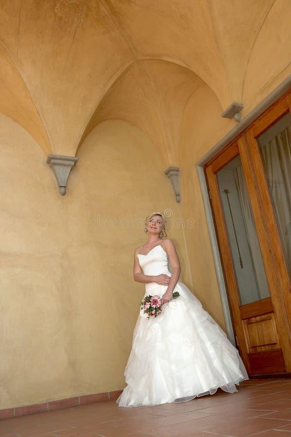 Brölloparkitekt royaltyfri bild