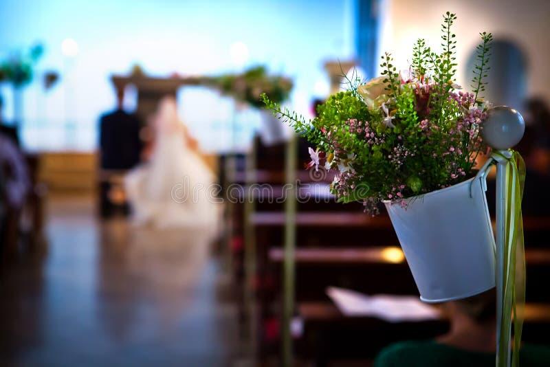 Bröllopbana fotografering för bildbyråer