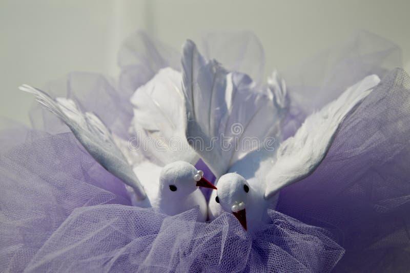 Bröllopbilgarnering fotografering för bildbyråer