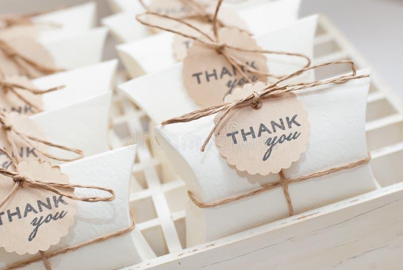 Bröllopgåvor för gäst