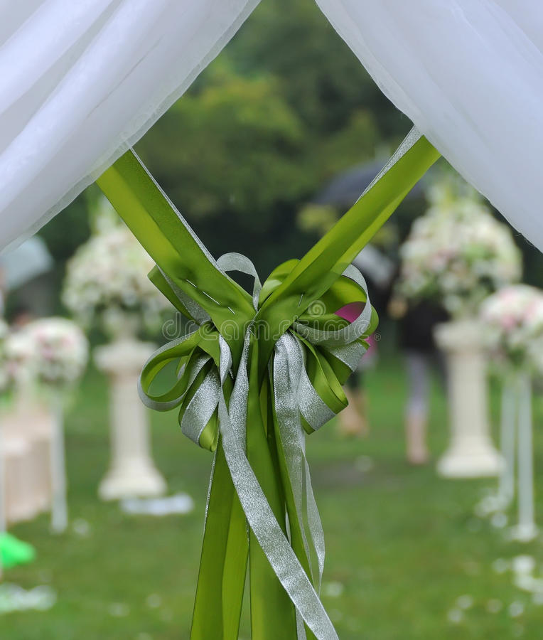 Bröllopmottagande royaltyfri bild