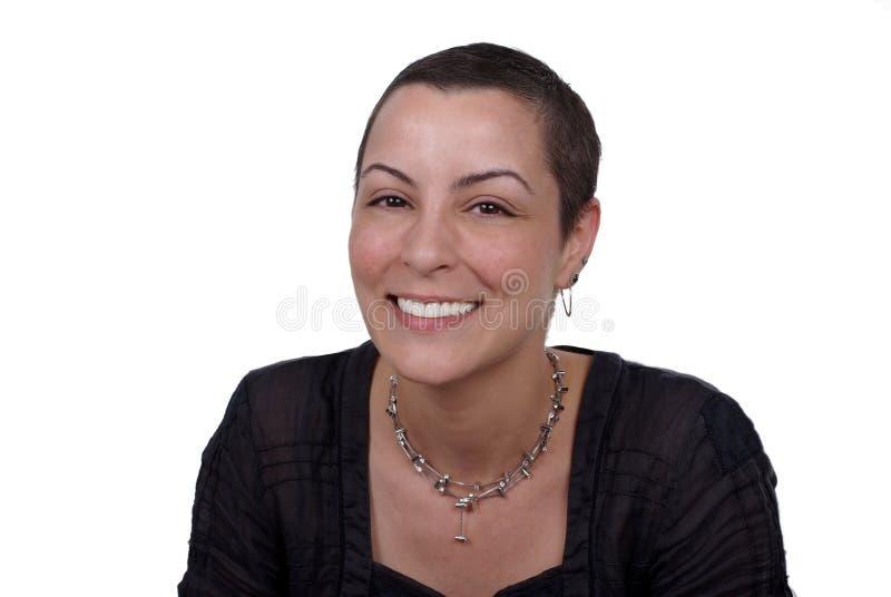 bröstcanceröverlevande royaltyfri foto
