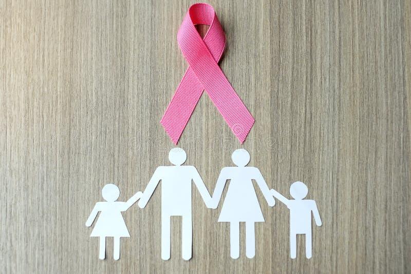 Bröstcancermedvetenhet royaltyfria bilder