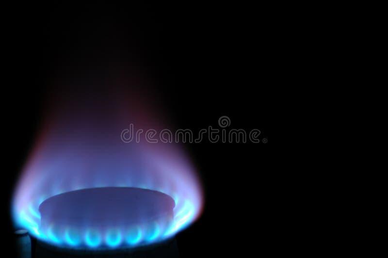 Brûlure avec de l'énergie image stock