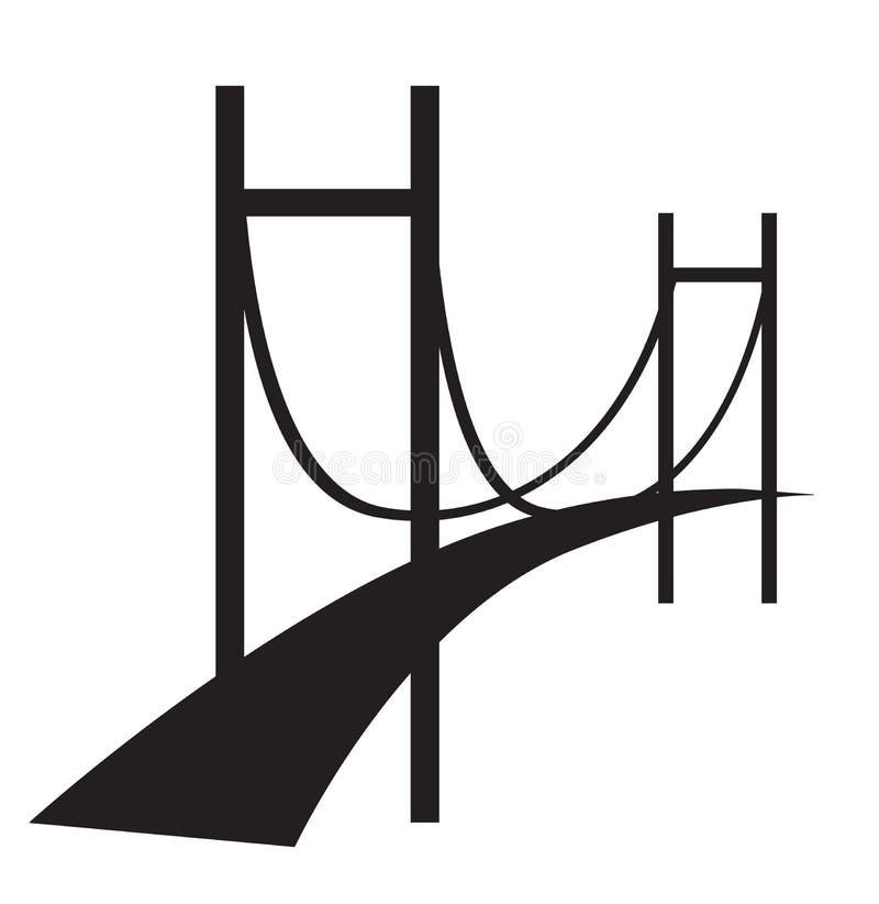 Brücke stock abbildung