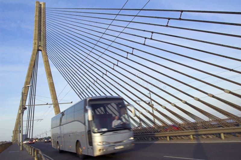 Brücke. lizenzfreie stockfotografie