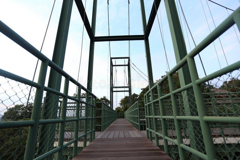 Brücke der Aufhebung-Bridge lizenzfreie stockbilder