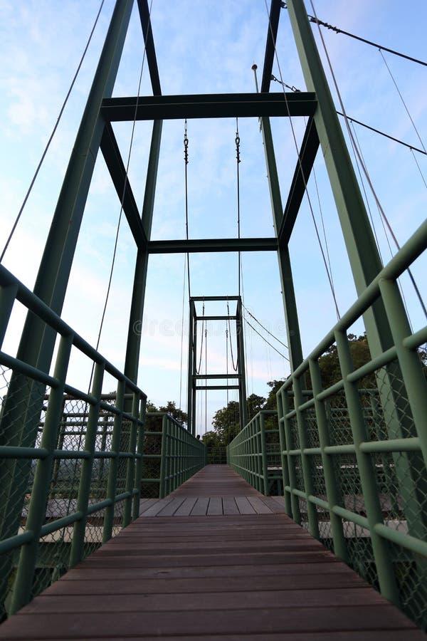 Brücke der Aufhebung-Bridge stockbild