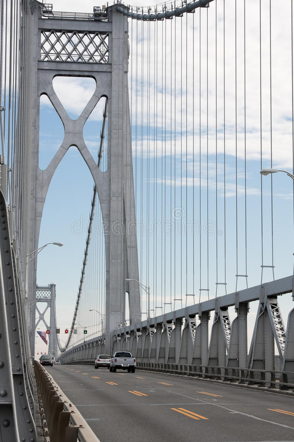 Brücke FDR-Mittler-Hudson stockfotografie