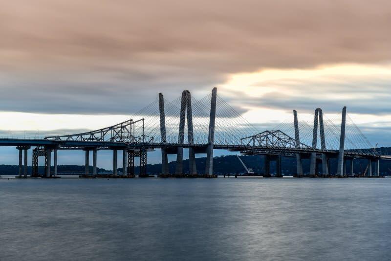 Brücke Tappan Zee - New York lizenzfreies stockfoto
