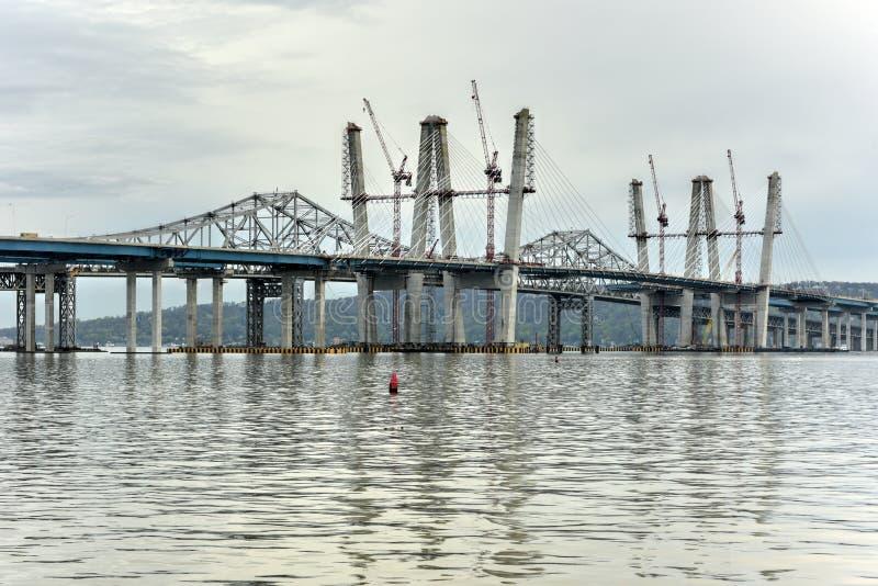 Brücke Tappan Zee - New York stockfoto