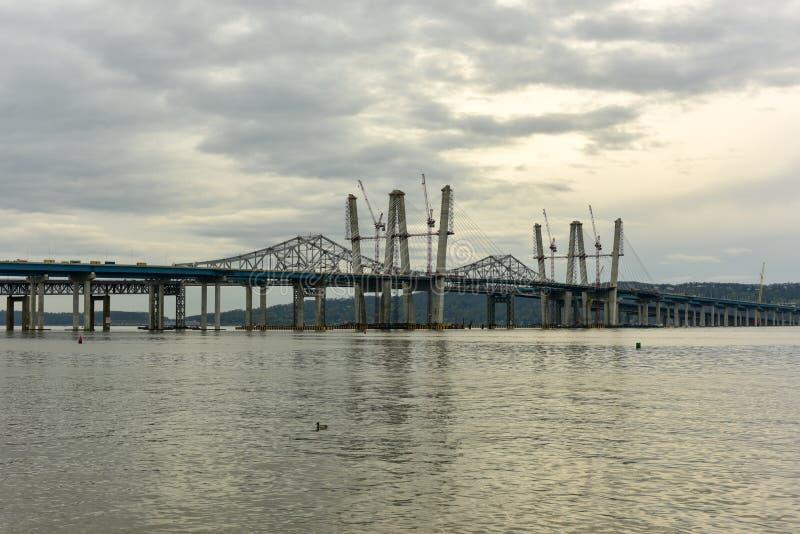 Brücke Tappan Zee - New York stockfotografie