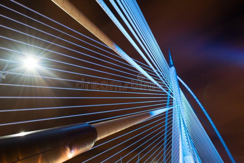Brücke von Putrajaya Malaysia stockfotografie