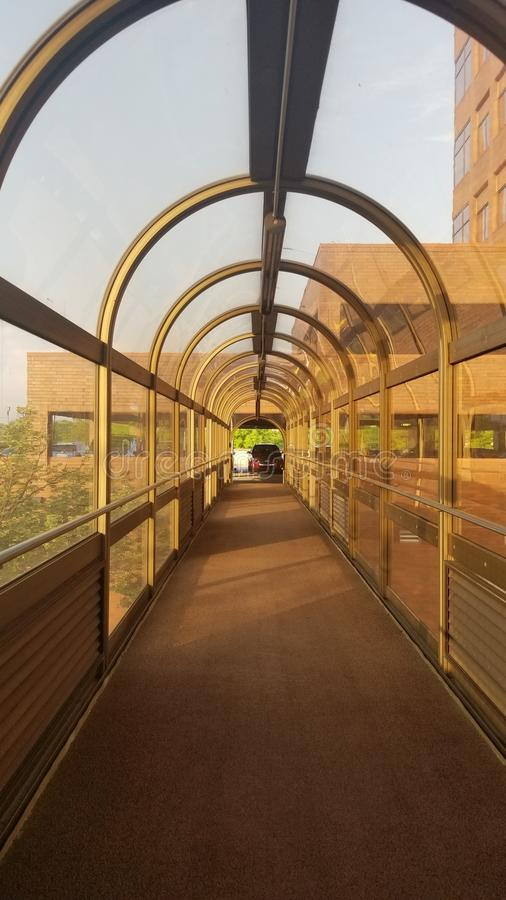 Brücke zur anderen Seite stockfotos