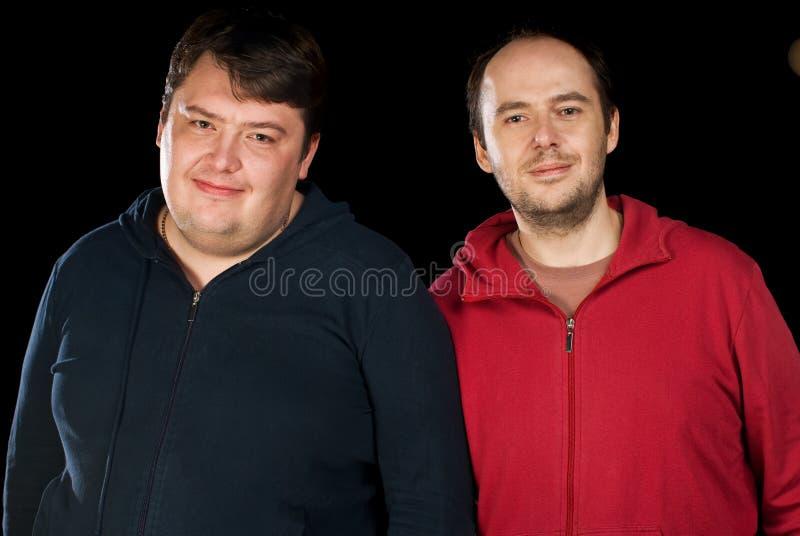 Brüder lizenzfreies stockfoto