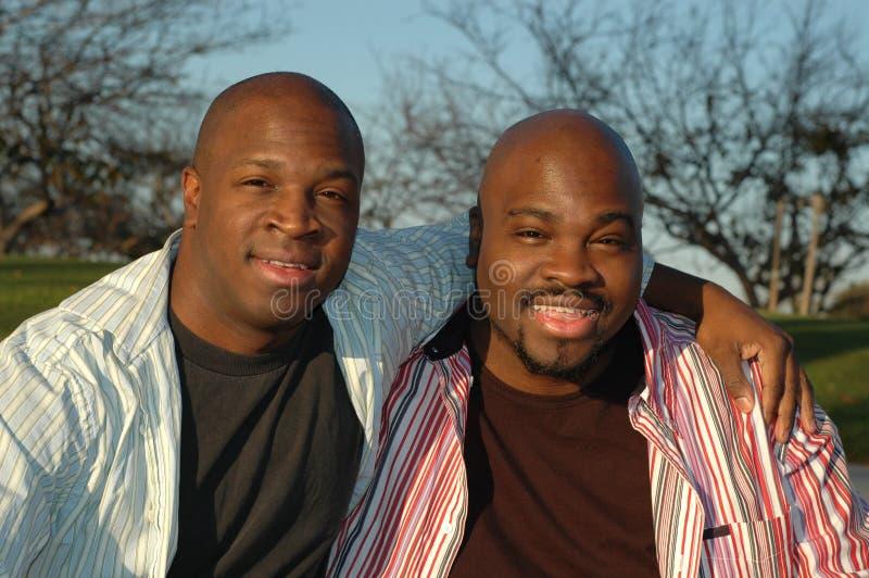 Brüderliche Liebe lizenzfreie stockbilder
