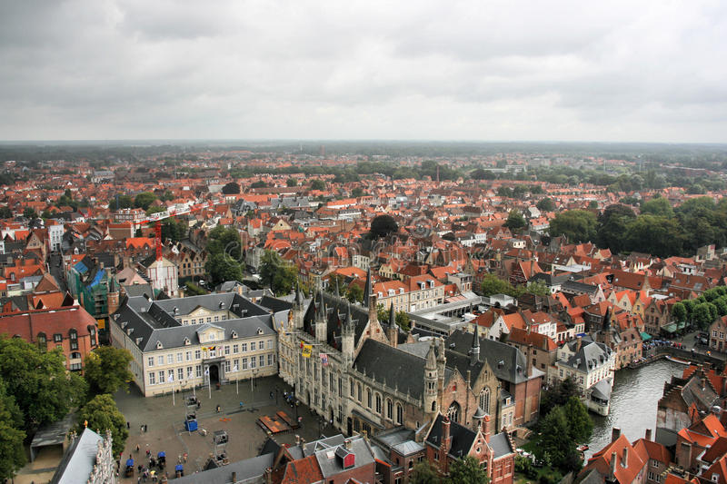 Brügge, Belgien stockfotografie