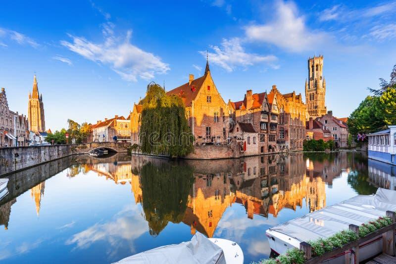 Brügge, Belgien stockfotos