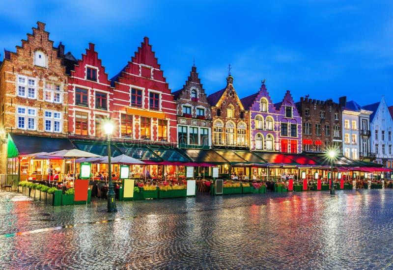 Brügge, Belgien stockbild