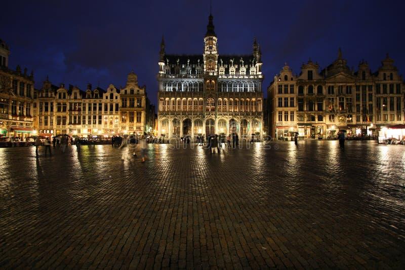 Brüssel stockfoto