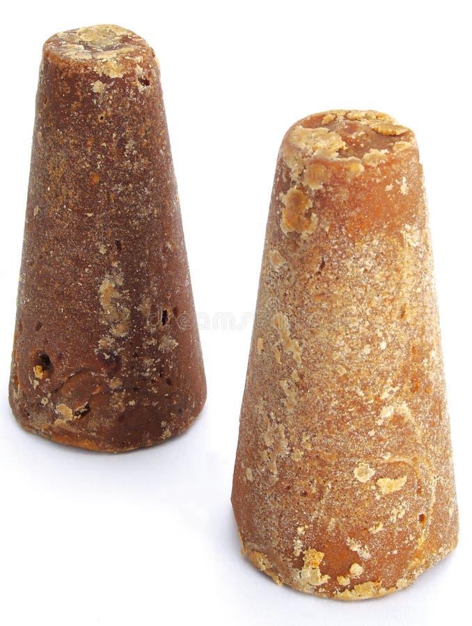 brązowy cukier zdjęcia stock